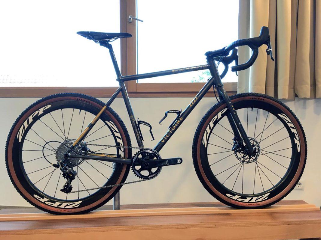 Zipp gravel - 303 Firecress 650b
