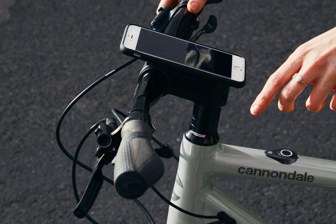 Elektrokolo Cannondale Quick SL - představec Intellimount