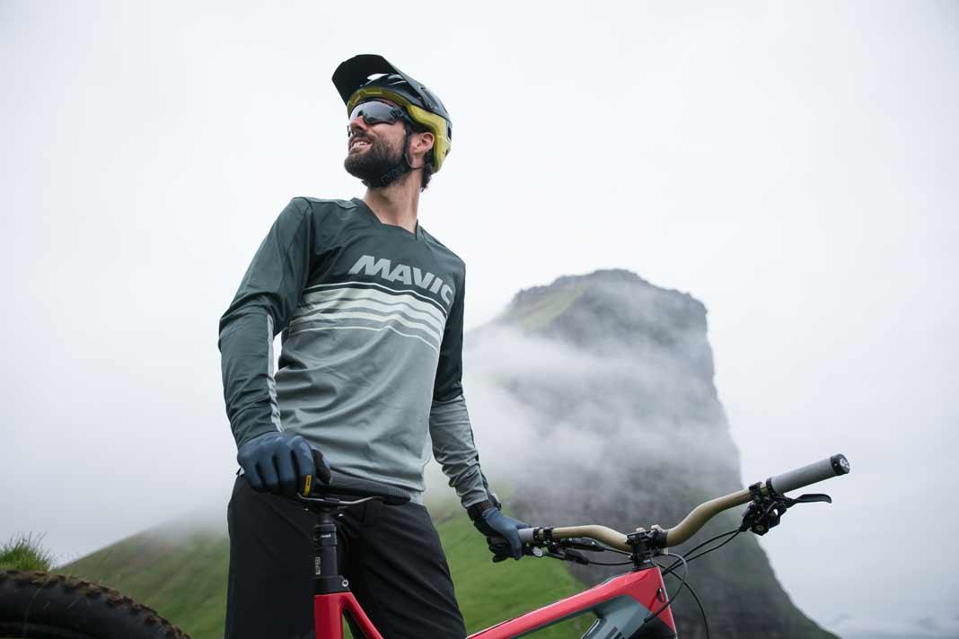 cyklistické helmy pro MTB Mavic