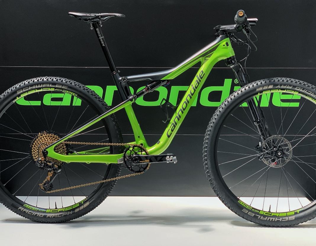 Nový Cannondale Scalpel Carbon 4