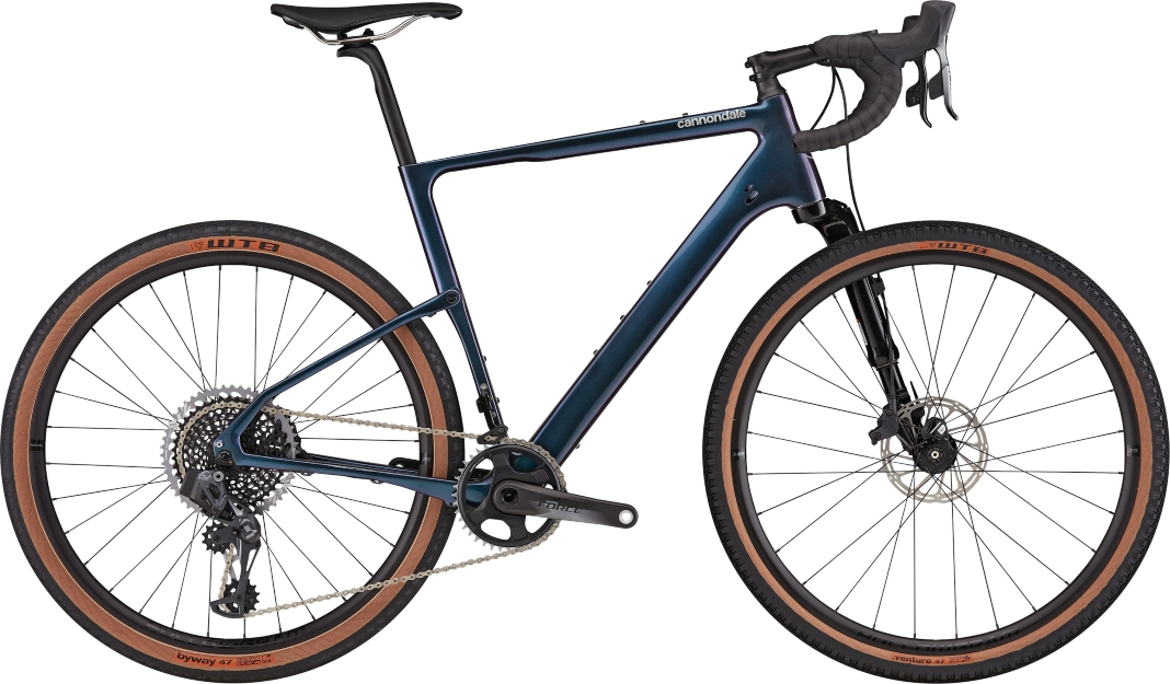Gravel bike Lefty Oliver