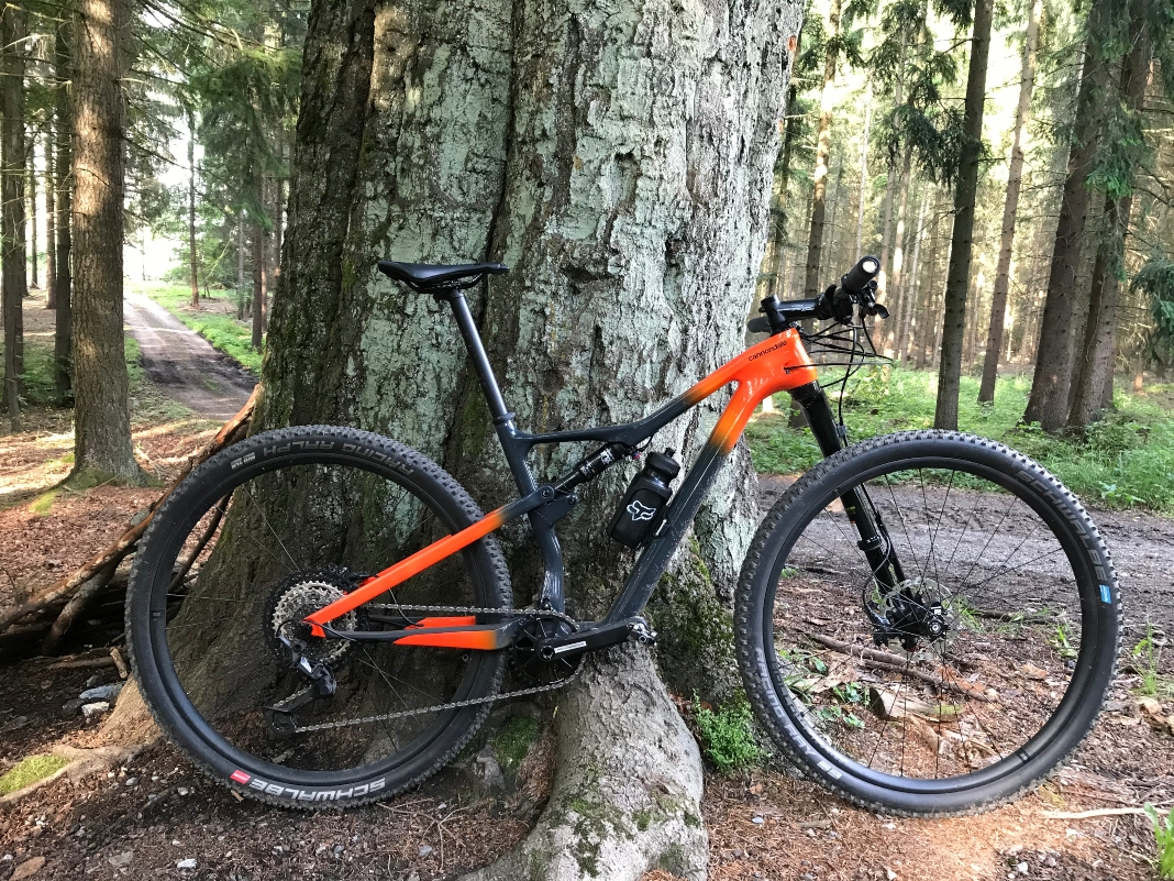 Test Cannondale Scalpel