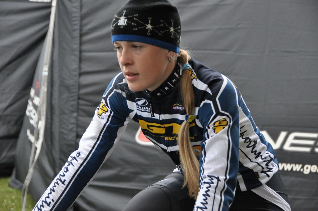 Lucie Veselá GT Opportunity Brno