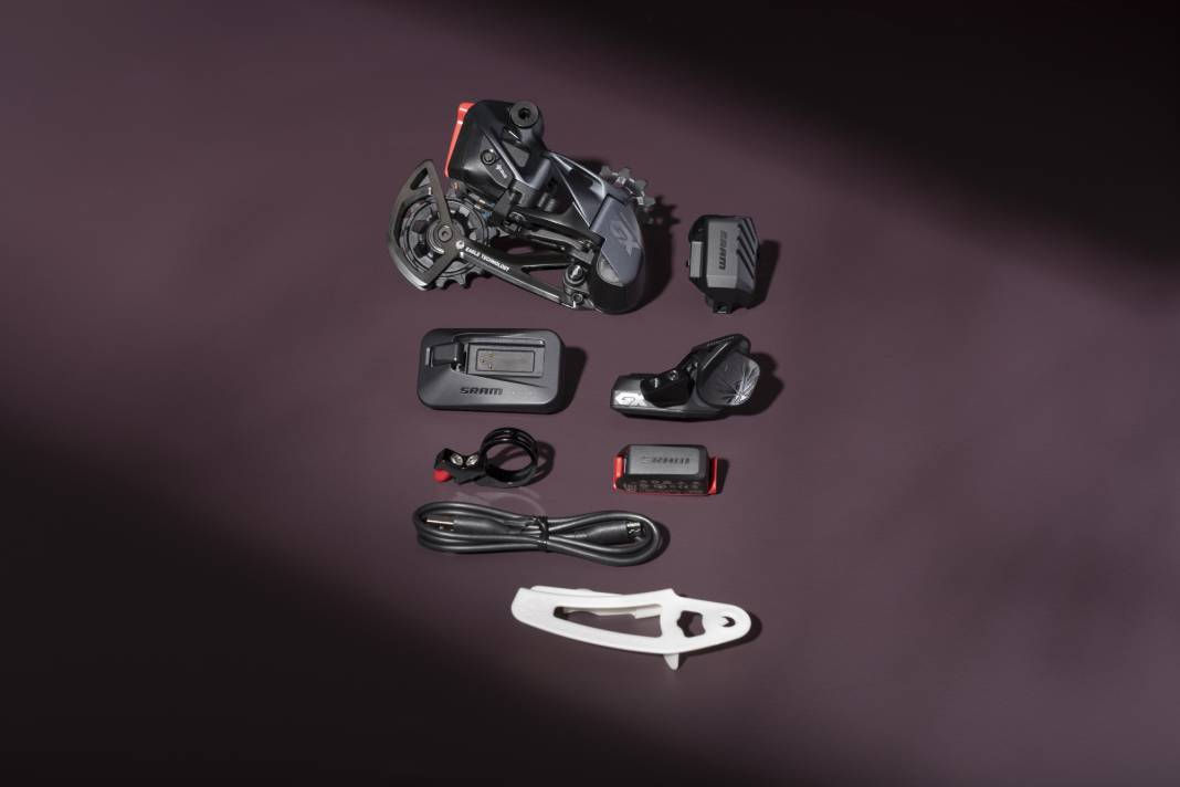 bezdrátový upgrade kit SRAM GX Eagle AXS
