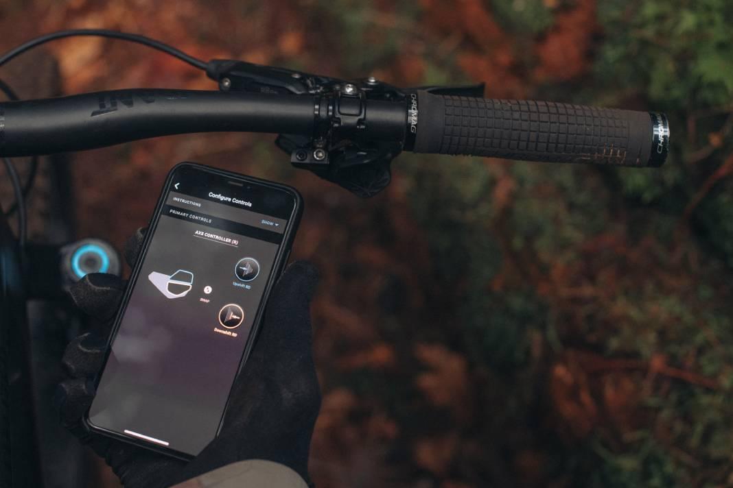 bezdrátový SRAM GX Eagle AXS